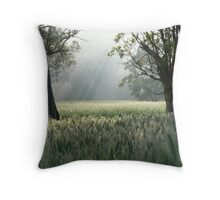 """ Triticale "" Throw Pillow"