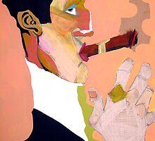 Macho by Cordell Cordaro