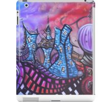 Find Me In The Land Of Lost Time By Sherry Arthur iPad Case/Skin