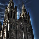HDR st peters cathedral by Cale Bowick