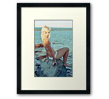 Renee Framed Print