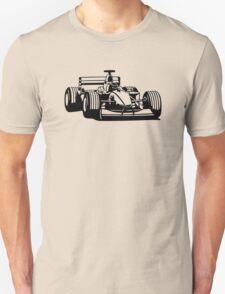 Race car Unisex T-Shirt