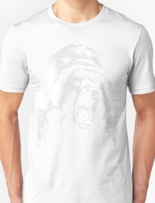 halftone gorilla T-Shirt