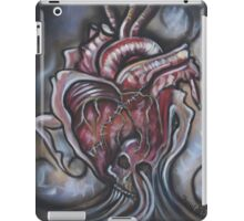 All About The Heart By Sherry Arthur iPad Case/Skin