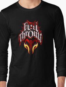 Full Throttle Energy Drink Long Sleeve T-Shirt