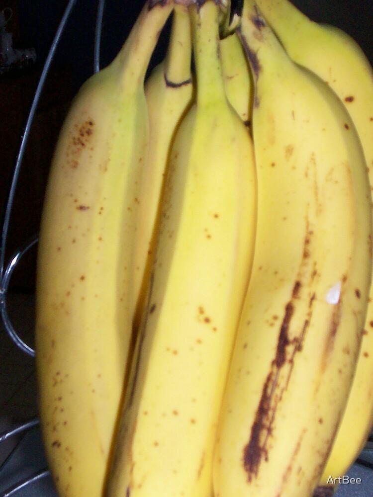 Bananas by ArtBee
