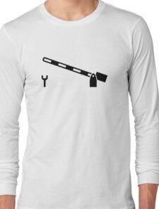 Railway gate Long Sleeve T-Shirt