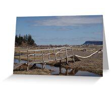 Novia Scotia Greeting Card