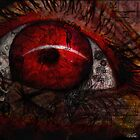 evil eye by Cale Bowick