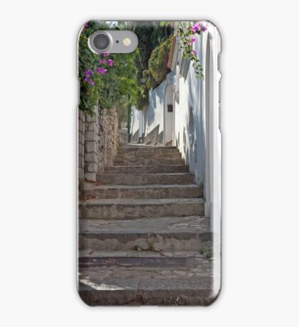 Primavera A Capri iPhone Case/Skin