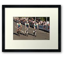 Obligatory Lance Armstrong Photograph Framed Print