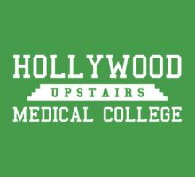 Hollywood Upstairs Medical College Baby Tee