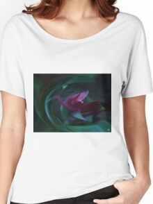 Whimsy in Flight Women's Relaxed Fit T-Shirt