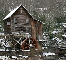 Glade Creek Grist Mill by Lisawv