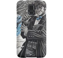 The Second Doctor Samsung Galaxy Case/Skin