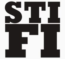 Sticky Fingers STIFI LOGO by beeweecee