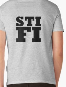 Sticky Fingers STIFI LOGO Mens V-Neck T-Shirt