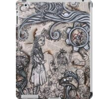 Alice In Gear Land iPad Case/Skin