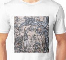 Alice In Gear Land Unisex T-Shirt