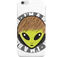 I'm a Belieber iPhone Case/Skin