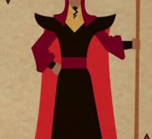 Voodoo Villains- Sorcerer of the Sands Sticker