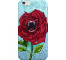 Rose With Bite iPhone Case/Skin