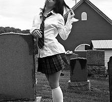 The Catholic Schoolgirl 4 by Candido