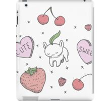 Milklets: Sweet and Cute iPad Case/Skin