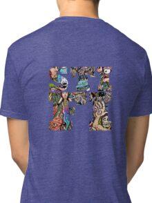 Sticky Fingers Caress Your Soul Logo Tri-blend T-Shirt