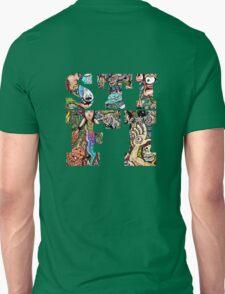 Sticky Fingers Caress Your Soul Logo T-Shirt