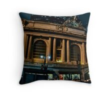 How about a train ride Throw Pillow
