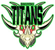 Team Bakuyoku by Riki Quin