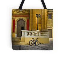 MarsaXlokk Parish Portal Tote Bag