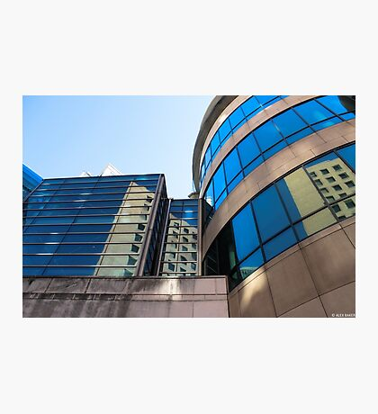 Beautiful Indy Architecture Photographic Print