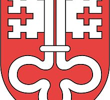 Coat of arms of Nidwalden Canton, by abbeyz71