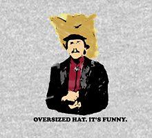 Turd Ferguson Oversized Hat Unisex T-Shirt