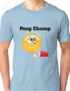 pong champ Unisex T-Shirt