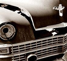 Sleeping Chrysler by David Cross