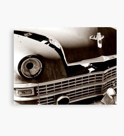 Sleeping Chrysler Canvas Print
