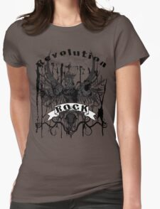 Rock Revolution Womens Fitted T-Shirt