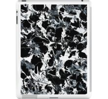Microscopic Alien Fish Are Eating Away at my Brain iPad Case/Skin