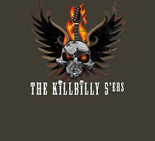 The Killbilly 5'ers - Skull guitar Womens Fitted T-Shirt