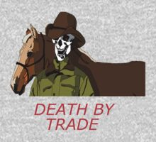 death by trade rancher by karen sheltrown