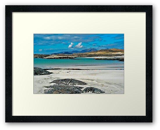 Sanna Bay Ardnamurchan by Louis Costello