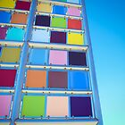 Colored Squares by Alex Baker