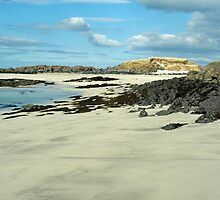 Bay MacNeil Ardnamurchan by Louis Costello
