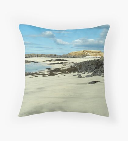 Bay MacNeil Ardnamurchan Throw Pillow