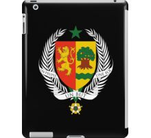 Coat of arms of Senegal iPad Case/Skin