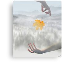 Transition Canvas Print