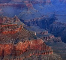 Dawn Colors, Mather Point by Stephen Vecchiotti